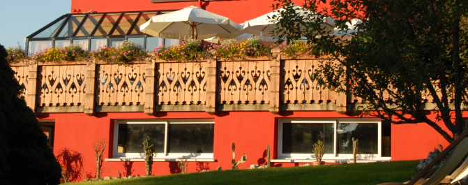 H Tel Restaurant Les Jardins De Sophie